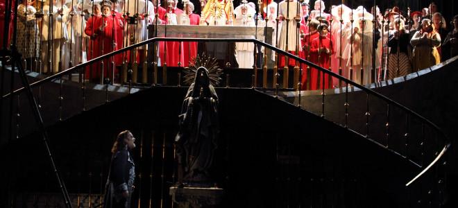 Terfel Triomphal avec Tosca à Londres