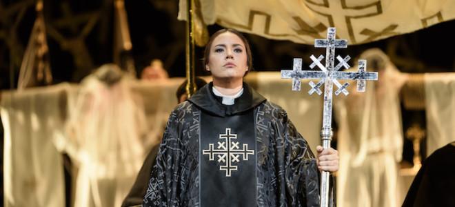 Sonya Yoncheva incarne sa première Norma sur grand écran