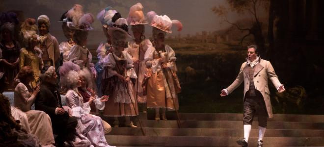 Andrea Chénier en dernier à l'Opéra de Tours