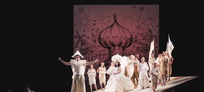 La Princesse arabe à l'Opéra National du Rhin, douceur sucrée pour petits et grands