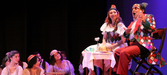 Experiencia Pagliacci au Teatro Empire de Buenos Aires, ou l'empire du crime