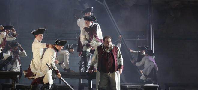 Les Brigands de Verdi en haut de l'échelle: La Scala triomphe à Savonlinna