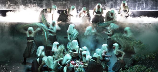 Macbeth dans le chaudron des sorcières à Luxembourg