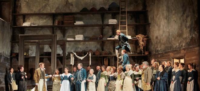 Partout des maris vengeurs : Les Noces de Figaro au Royal Opera House de Londres