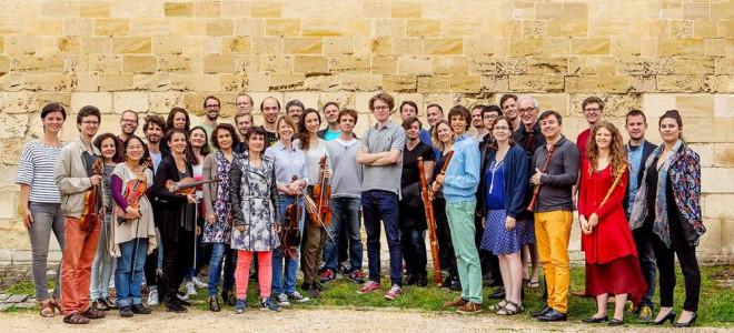 La Chapelle Harmonique en Catalogne pour le Festival d'Auvers-sur-Oise