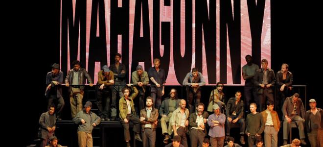 Grandeur et Décadence de la ville de Mahagonny à Aix : le Paris-Texas d'Ivo van Hove