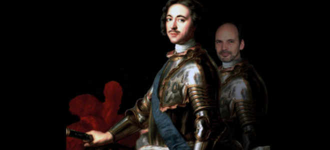 Pierre le Grand, Tsar Démasqué à Dinard