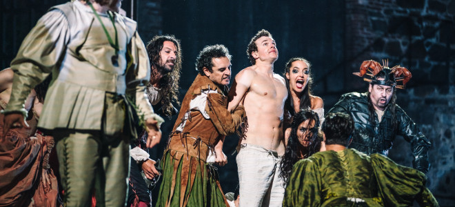 Rigoletto à Savonlinna : fort en émotion
