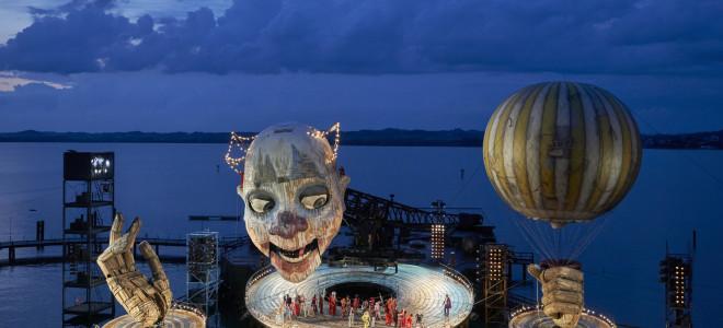 Rigoletto de Verdi au Festival de Brégence 2019