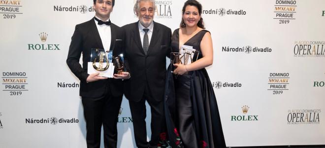 Adriana Gonzalez et Xabier Anduaga remportent Operalia 2019