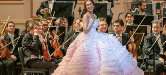 Le destin d'une diva : Aida Garifullina débute au Teatro Colón