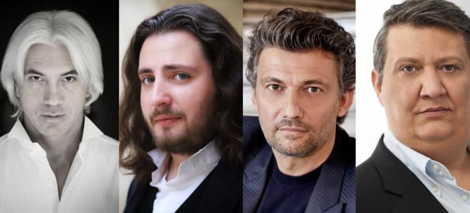 Les Tessitures à l'Opéra (3/6) voix masculines dans la terminologie allemande