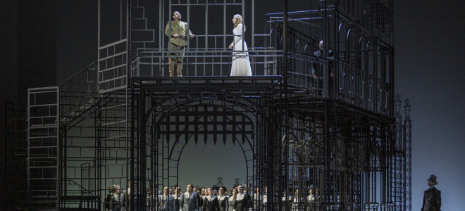 Épure et contre-ut, Les Puritains ouvrent la saison à l'Opéra de Paris