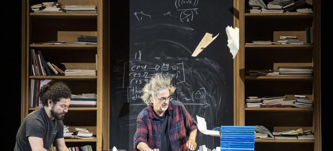 Einstein on the Beach à Genève, première³ = triomphe