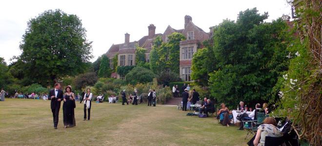 Festival de Glyndebourne 2020, Brexin sur jardins