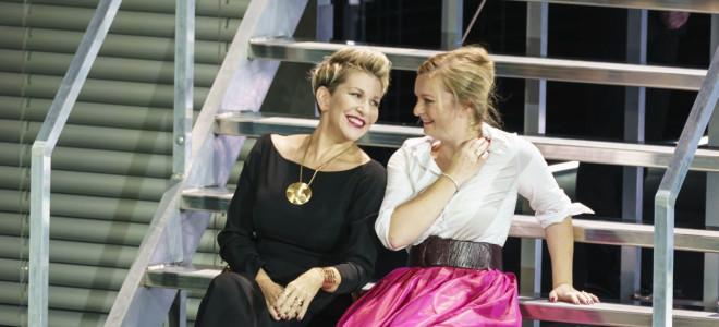 Agrippina de Haendel à Londres, triomphe pour Joyce DiDonato avec Lucy Crowe