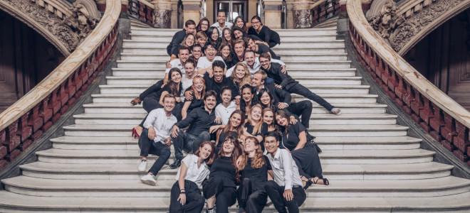 À l'écoute de la relève : concert d'ouverture 2019/2020 à l'Académie de l'Opéra de Paris