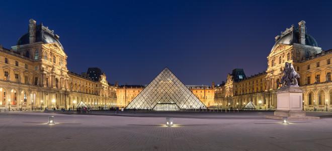 Mystères & Anamorphoses baroques, Le Louvre en terre italienne