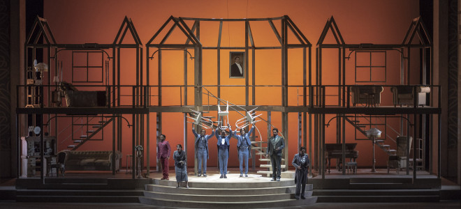 Don Pasquale mis à nu au Teatro Colón