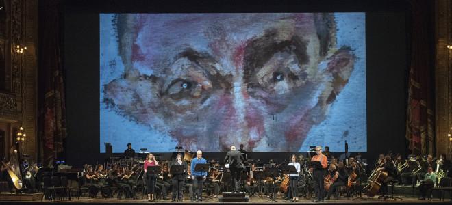 Le Bal d'Oscar Strasnoy: un kinopéra bon enfant au Teatro Colón