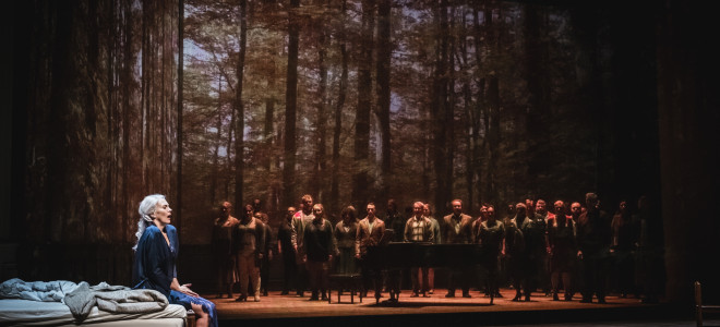 Sonate d'automne d'après Bergman à l'Opéra de Malmö
