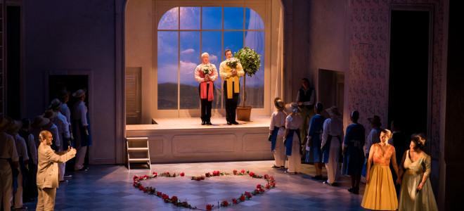 Cosi fan tutte, tous ensemble à l'Opéra de Tours