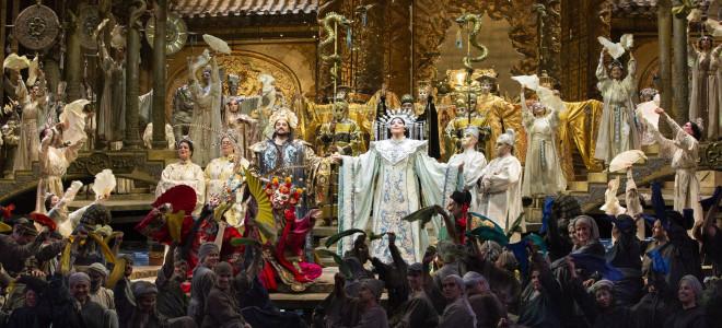 L'historique Turandot de Zeffirelli ouvre la saison du Met Live