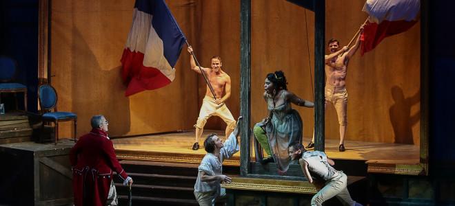 Andrea Chénier à Toulon : la lame à l'œil