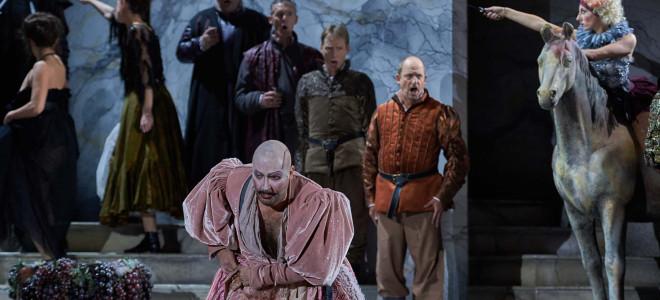 Rigoletto à l'Opéra de Reims, l'homme qui rit au bord des larmes