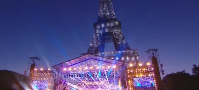14 juillet 2016 : un concert classique exceptionnel à la Tour Eiffel