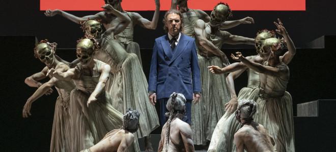 Orphée tourne le dos à la tradition au Teatro Colón