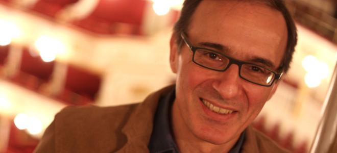 Evelino Pidó : « Faire musique, faire théâtre »