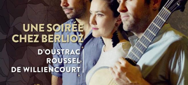 Berlioz, d'Oustrac et leurs amis font salon à la Philharmonie