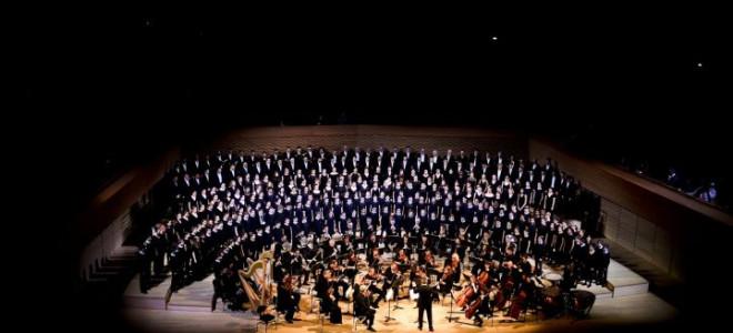 Requiem de Fauré scolaire à La Seine Musicale par la Maîtrise des Hauts-de-Seine