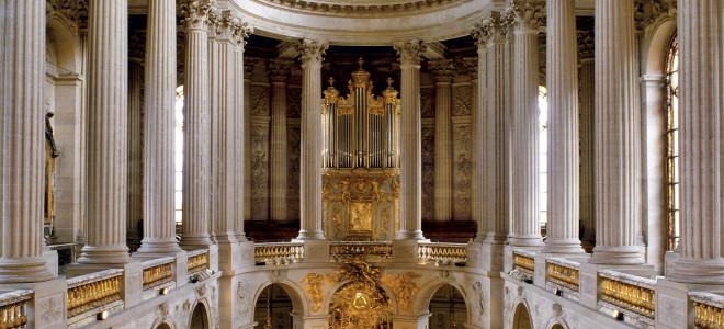 Histoires hautement Sacrées à La Chapelle Royale de Versailles