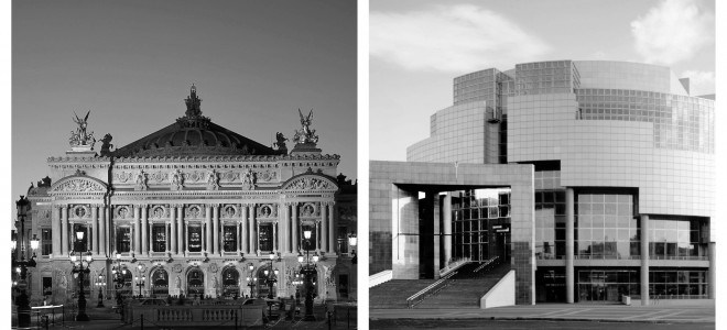 Grève nationale, série noire à l'Opéra