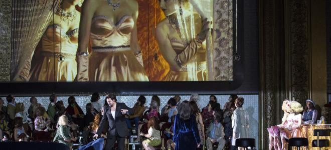 Les Contes d'Hoffmann par Warlikowski à La Monnaie : drôles de d(r)ames