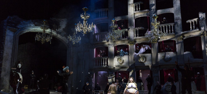 Les Indes galantes - la revanche de l'opéra-ballet, à Genève