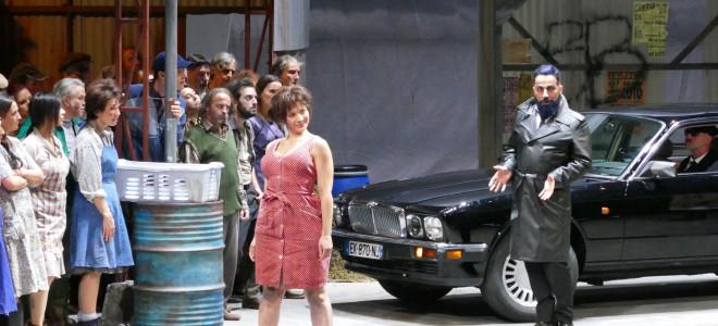 Barbe-Bleue d'Offenbach à Marseille, la revanche des femmes