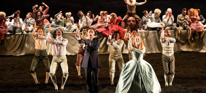 Saül de Haendel par Barrie Kosky au Théâtre du Châtelet