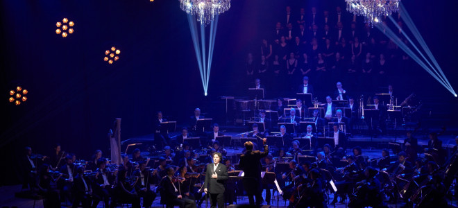 Réveillon Lyrique avec Ludovic Tézier et l'Orchestre Philharmonique de Strasbourg