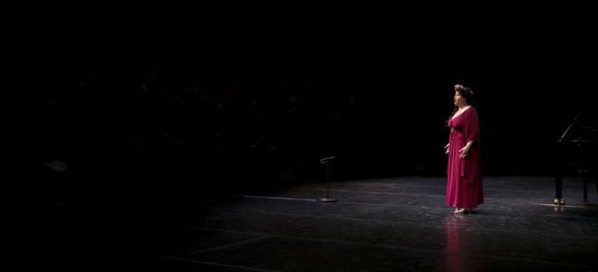 Angélique Boudeville : Lieder et mélodies à l'Académie de Paris