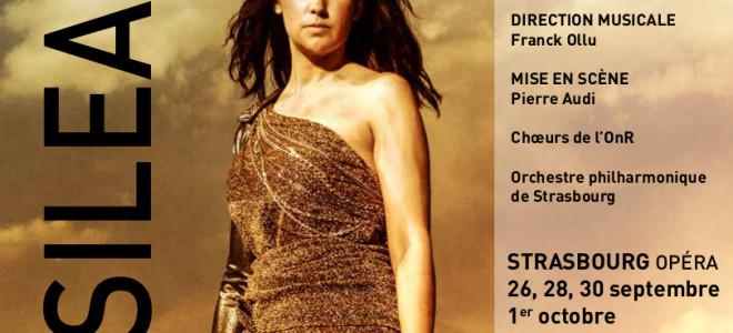Penthesilea de Dusapin bientôt à l'Opéra national du Rhin