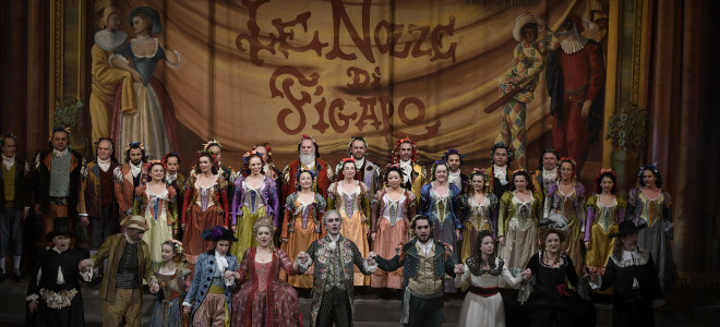 Les Noces de Figaro par James Gray reprises et re-prisées à Nancy