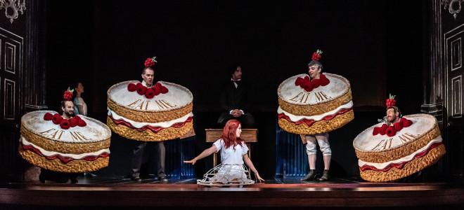 Alice aux pays des merveilles revisitée au Royal Opera House