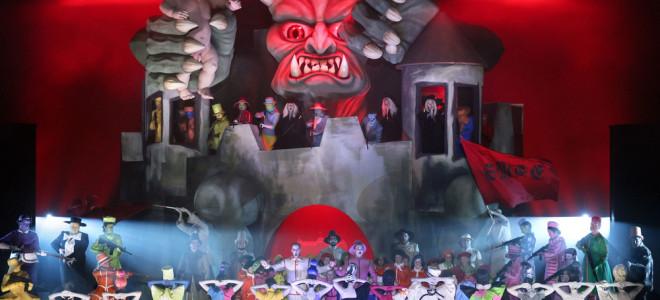 Le Forgeron de Gand, foisonnante fable satirique à l'Opéra des Flandres