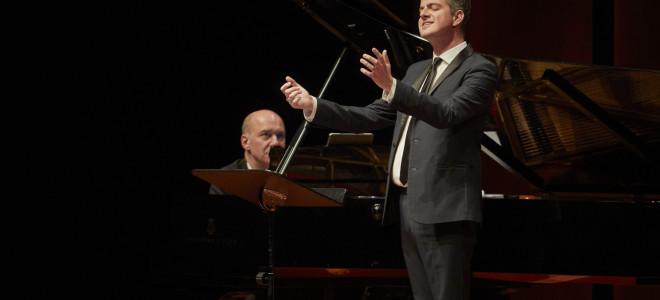Philippe Jaroussky et les Lieder de Schubert en terre allemande
