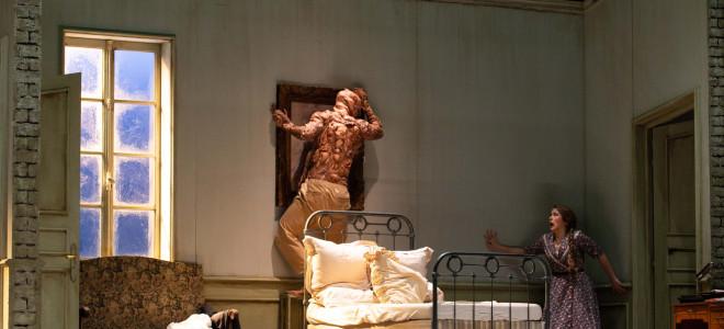 Les Châtiments, Trilogie de Kafka en création mondiale à l'Opéra de Dijon