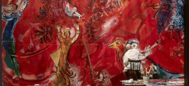 Marc Chagall, Le Triomphe de la Musique à la Philharmonie