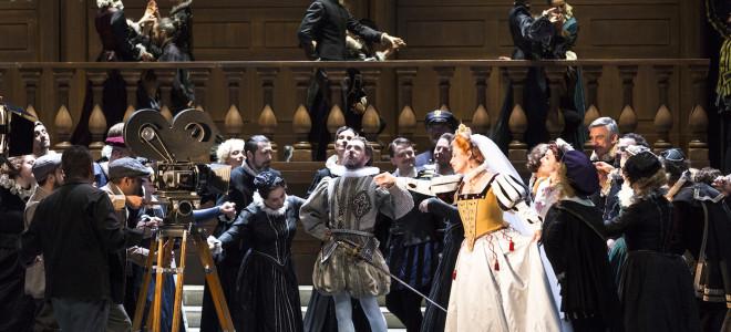 Les Huguenots à Genève : Meyerbeer fait son cinéma